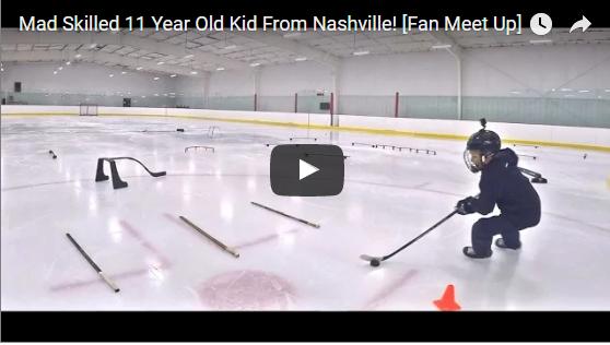 Talent z Nashvillu, kterému je 11 let