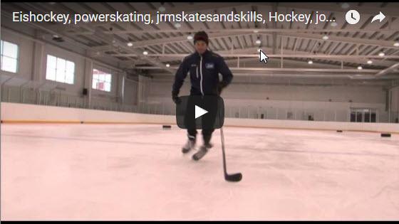 Jak na powerskating