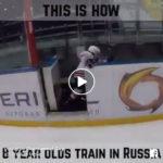 Hokejový trenér Rusko