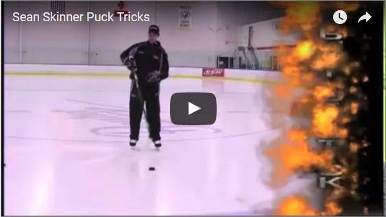 Jak se naučit hokejové triky s pukem