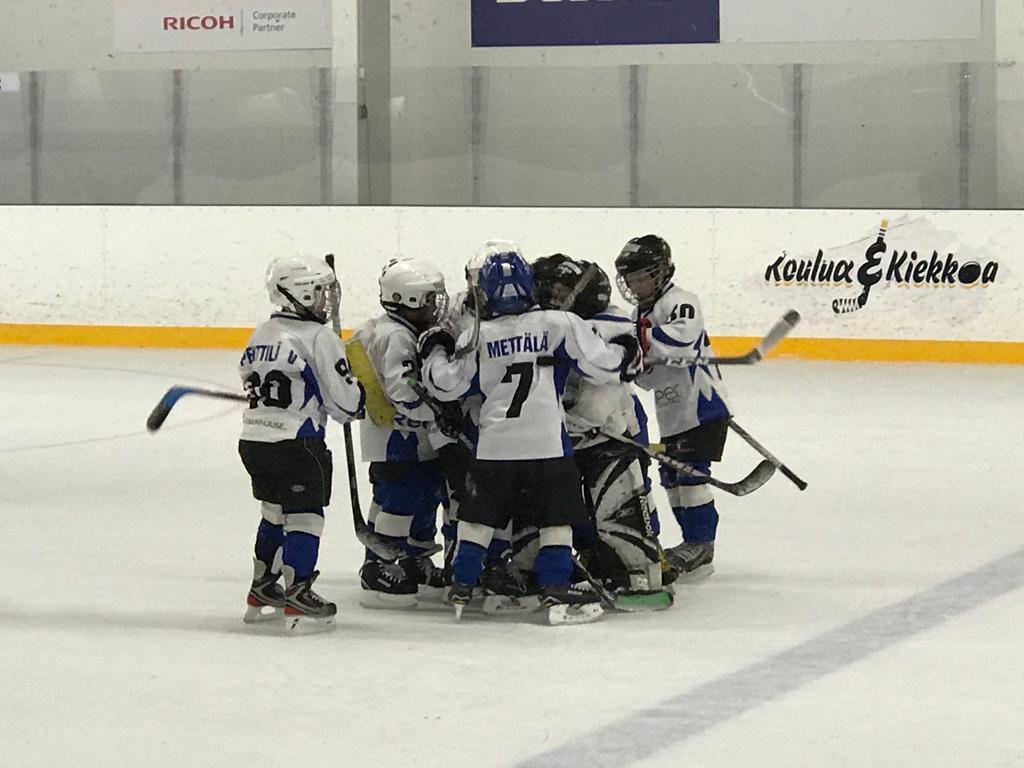 Finský hokej – role trenérů, rodičů