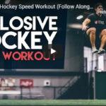 Hokejová rychlost