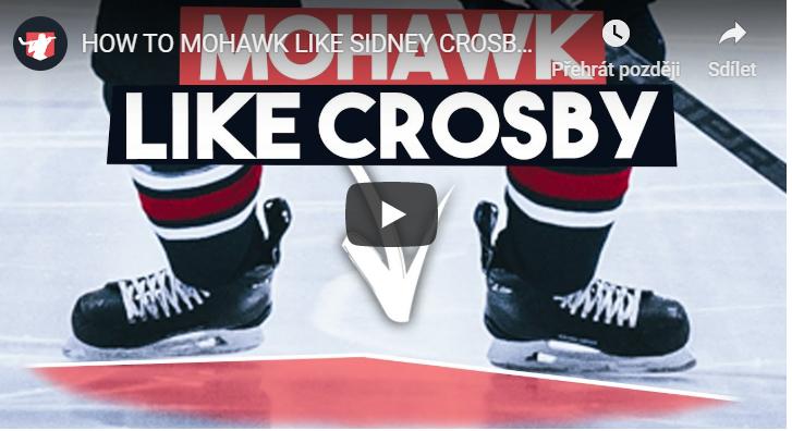 Mohawk jako Sidney Crosby