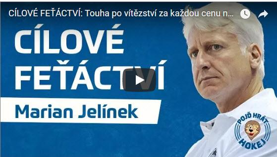 Cílové feťáctví Marián Jelínek