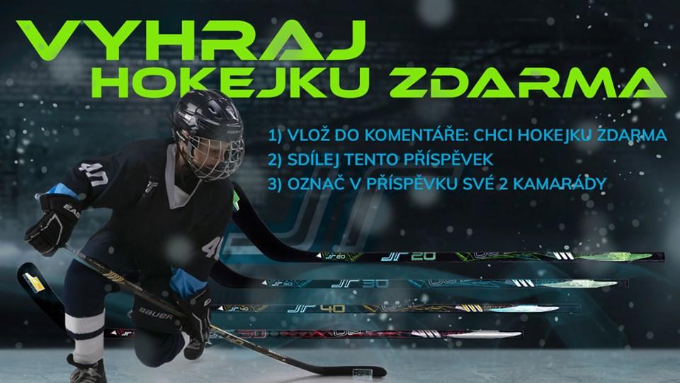 Hokejka zdarma